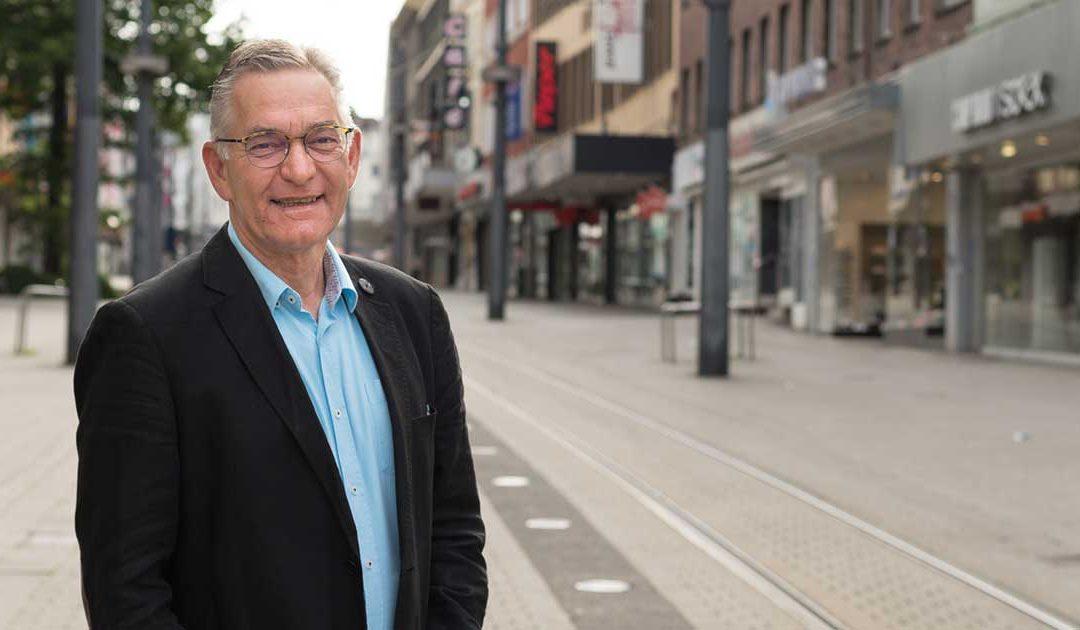 Hartmut Ziebs - Die Nominierung