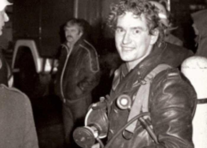 Hartmut Ziebs - Freiwillige Feuerwehr Schwelm